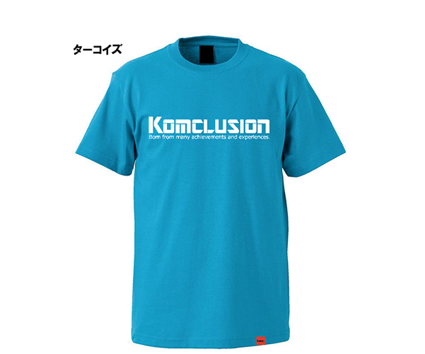 KOMCLUSION TSHIRT TYPE1